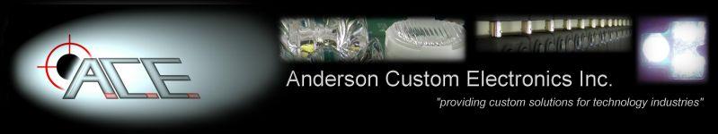 Anderson Custom Electronics